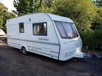 Coachman Pastiche 460/2 2 berth caravan 2006, MOTOR MOVER, Awning, Bargain !
