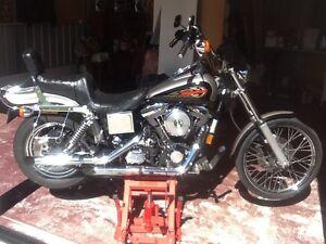Harley Davidson Dyna Wideglide Koondoola Wanneroo Area Preview