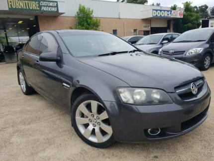 2009 Holden Commodore INTERNATIONAL LOGBOOK LEATHER INTERIOR Roselands Canterbury Area Preview