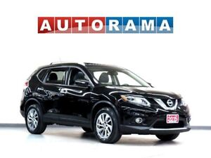 2015 Nissan Rogue SL LEATHER PANORAMIC SUNROOF BACK UP CAM AWD