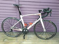 GIANT DEFY 1 COMPOSITE ROAD BIKE WITH QUALITY UPGRADES AND EXTRAS*** PRICE REDUCED ***