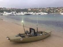 HOBIE PRO ANGLER 14 - MIRAGE DRIVE KAYAK FISHING BOAT Sydney City Inner Sydney Preview