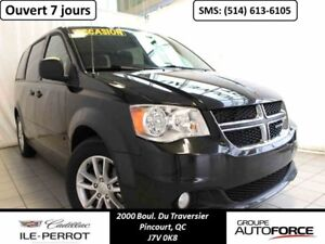 2013 DODGE GRAND CARAVAN STOW N GO, CREW,  BLUETOOTH, MAGS