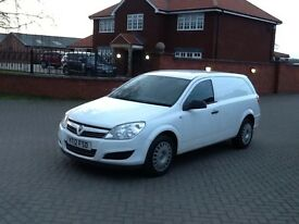 Vauxhall Astra 2012 17cdti 1owner good condition