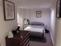 Double room (semi-furnished)