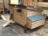 Hen ark hen house chicken coop