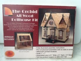 The Orchid -Corona Concepts - scale model dolls house kit.
