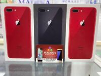 💥BEST PRICES IN BHAM💯APPLE IPHONEEE 8 PLUS 256GB UNLOCKED COMES WITH WARRANTY & RECEIPT