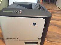 Konica Minolta magicolor 3730DN Laser Network Printer