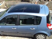 2006 Renault scenic sl oasis vvt special edition 1.6 mpv 1 previous owner
