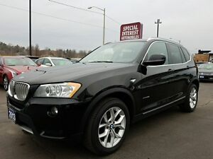 2013 BMW X3 xDrive28i xDrive28i !!! SUNROOF !!! LEATHER !!! A...