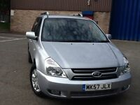 WAV Sit Up Front Kia Sedona 2.9 Diesel Automatic - Fully Wheelchair Accessible Vehicle...