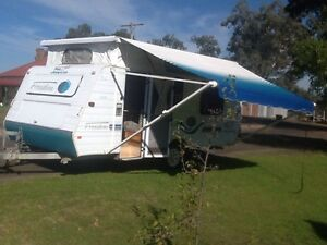 2002 Jayco Poptop Molong Cabonne Area Preview