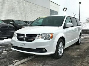 Dodge Grand Caravan Crew Plus 2018 CUIR/NAVI
