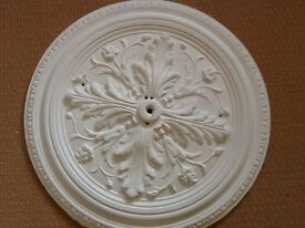 Plaster ceiling rose 540mm/54cm would suit house refurb