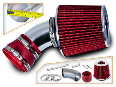 Bcp Red 2000 2006 Bmw X5 E53 3 0 4 4 4 6 4 8 Short Ram Intake   Filter