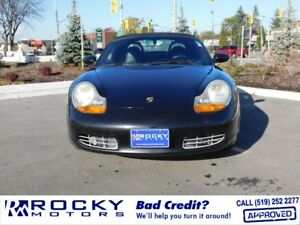 Porsche Boxster Convertible  - BAD CREDIT APPROVALS