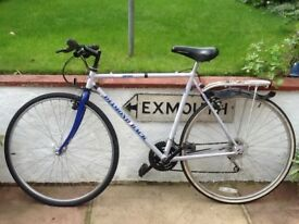 Mens bike . Diamond back approach. Good condition