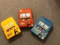 Star Trek d.v.d.s The Original Series seasons 1 to 3 good used condition