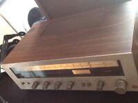OLD-SCHOOL TECHNICS SA-5070 AMP/RECEIVER