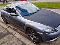 Mazda Rx8 231BHP 2004 considering swap. Long mot!