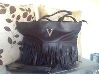 Was £17 new brown fringe bag