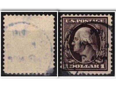 US 1908, Sc 342, USED, George Washington.