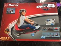 razor 165 just damaged box absolute bargain
