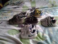 Toddler boys shoes bundle