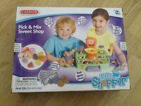 Little shopper pick and mix sweet shop.