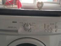 Zanussi Washing Machine (year old)