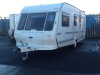 1998 coachman mirage 4 berth end changing room