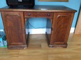 Mahogany Antique Desk