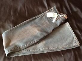 Ladies Miss Sixty New Size 26 Jeans