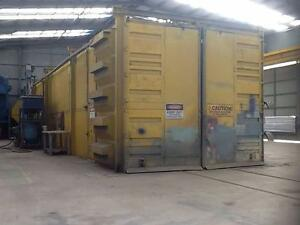PROFESSIONAL SANDBLASTING BOOTH AND UNIT Burpengary Caboolture Area Preview