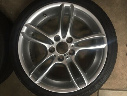 BMW wheels + tyres (style 261)