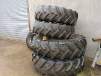 Michelin Tractor tyres 460/85/38, 18.4/38