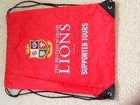British Lions Bag