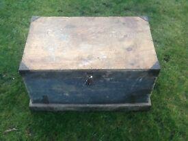 Tool Box/ Sturdy Wooden