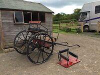 Bennington Carriage for horse