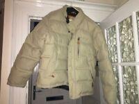Timberland mens XL coat