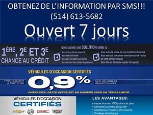 2014 BUICK ENCORE FWD, CAMERA  ARRIERE, LEATHER West Island Greater Montréal image 3