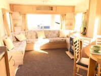 STATIC CARAVAN FOR SALE , LOVELY CLEAN WELL LOOKED AFTER HOLIDAY HOME , WITH EVERYTHIG YOU NEED !!!