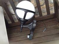 Outdoor PIR Lantern NEW BOXED