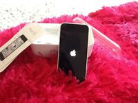 White I Phone 5c (unlocked)