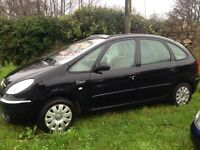 CITROEN PICASSO EXCLUSIVE XSARA