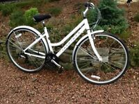 Ladies Ridgeback cycle