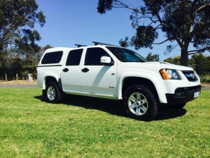 2008 Holden Colorado Twin Cab Ute Lara Outer Geelong Preview