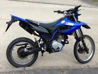 yamaha wr 125 wr125r wr125x supermoto xt125 xr125 yzfr 125 px welcome can deliver