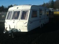 1997 Buccanneer cruiser five /5 berth with double DINNETE twin axel